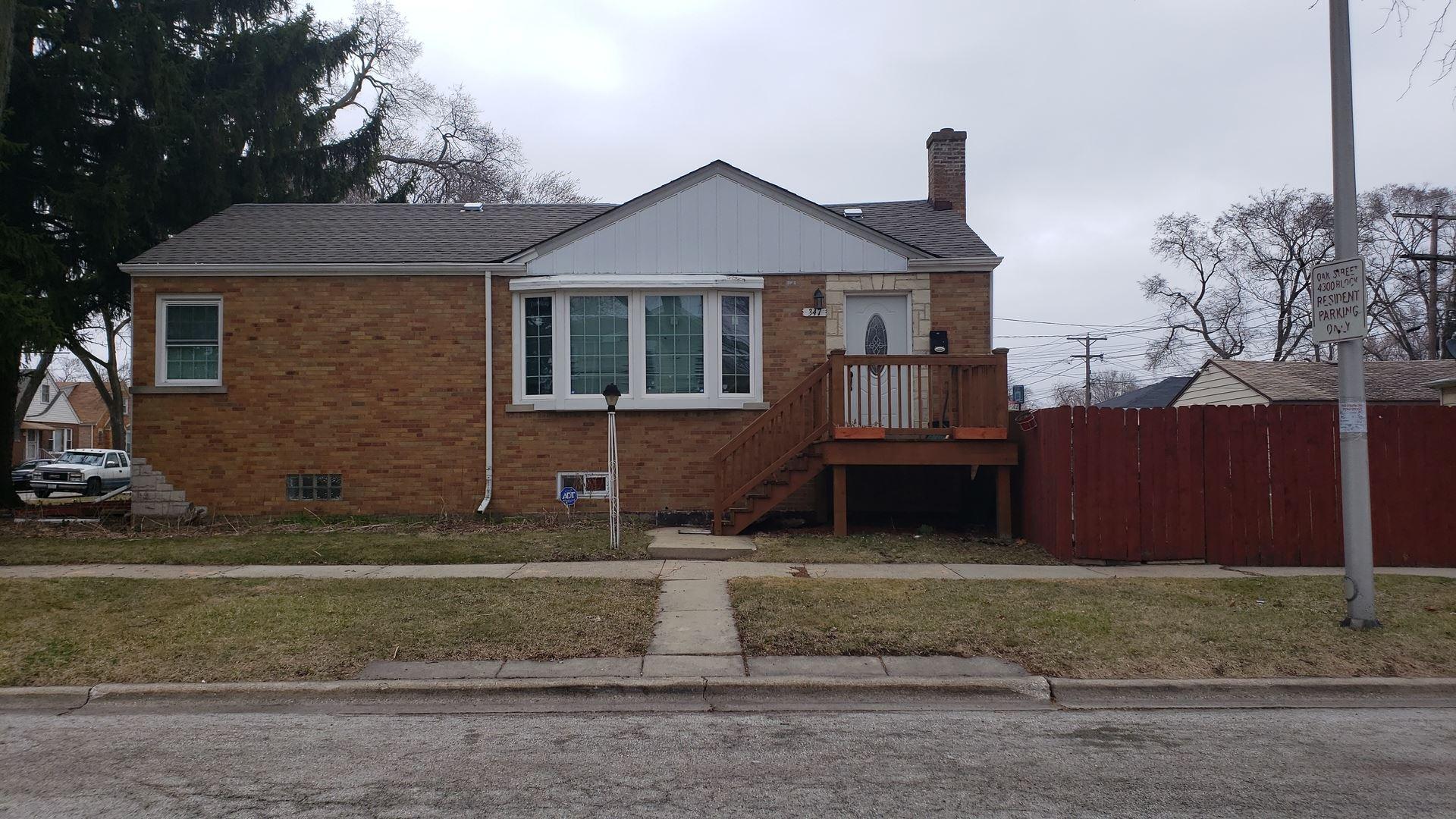347 Granville Avenue, Bellwood, IL 60104 - #: 10666559