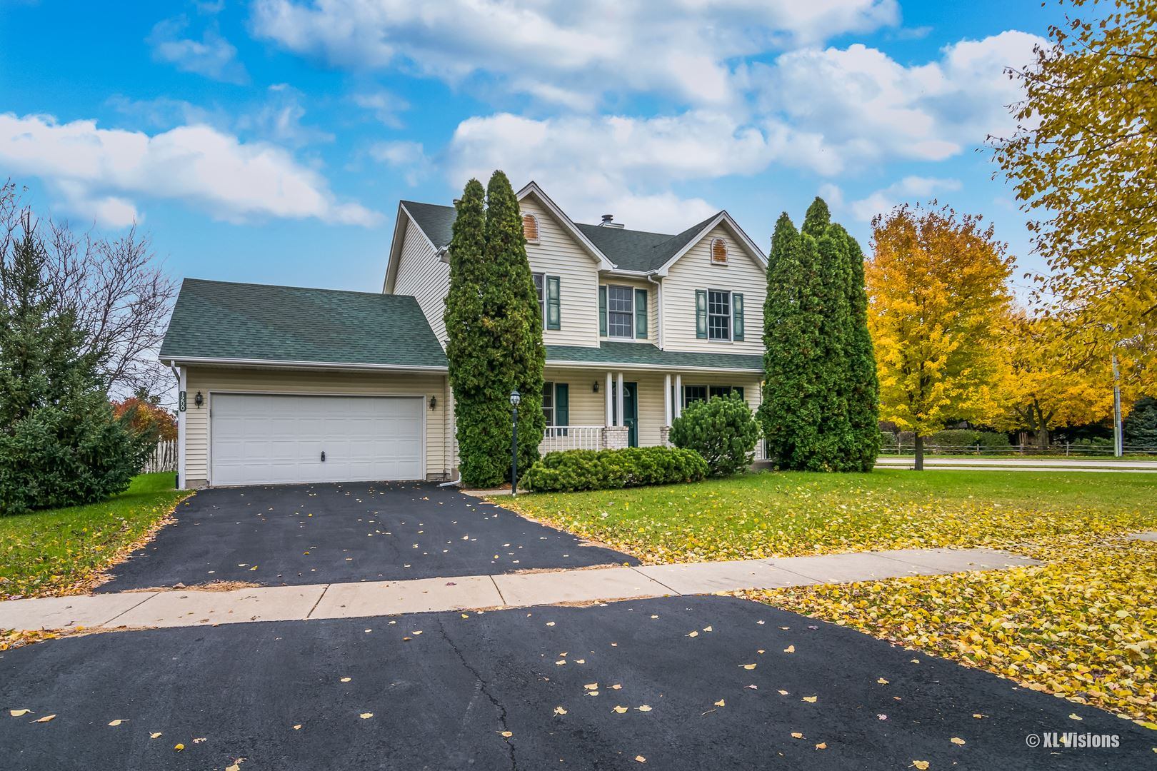 Photo of 1200 Country Drive, Shorewood, IL 60404 (MLS # 10843559)