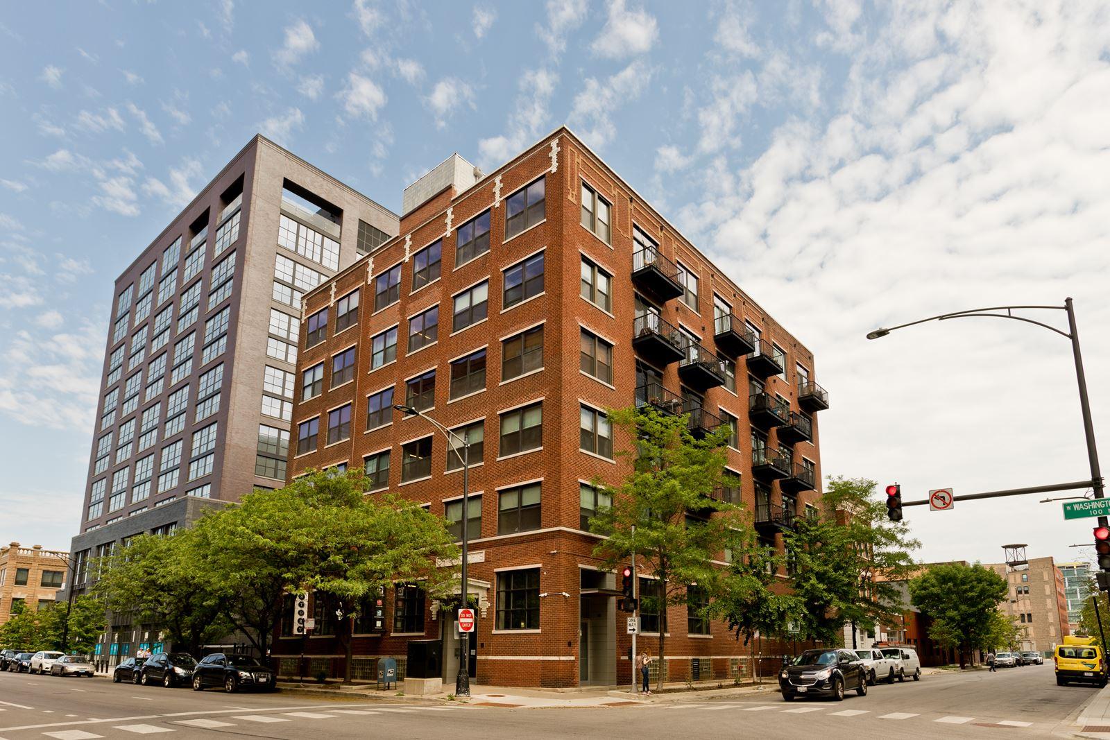 106 N Aberdeen Street #3C, Chicago, IL 60607 - #: 11111559