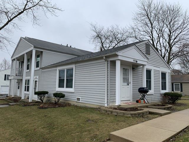 493 SIDNEY Avenue #A, Glendale Heights, IL 60139 - #: 11167559