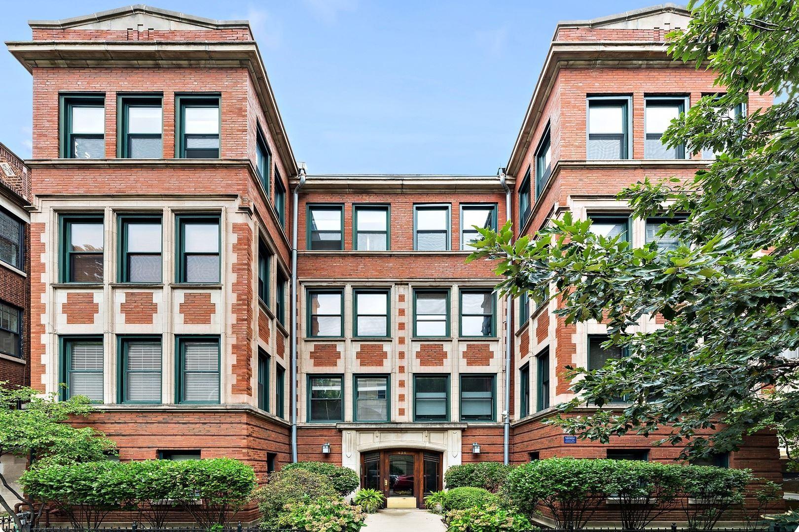 434 W Aldine Avenue #2D, Chicago, IL 60657 - #: 11227559
