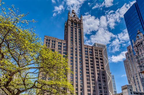 Photo of 680 N Lake Shore Drive #624, Chicago, IL 60611 (MLS # 11225560)