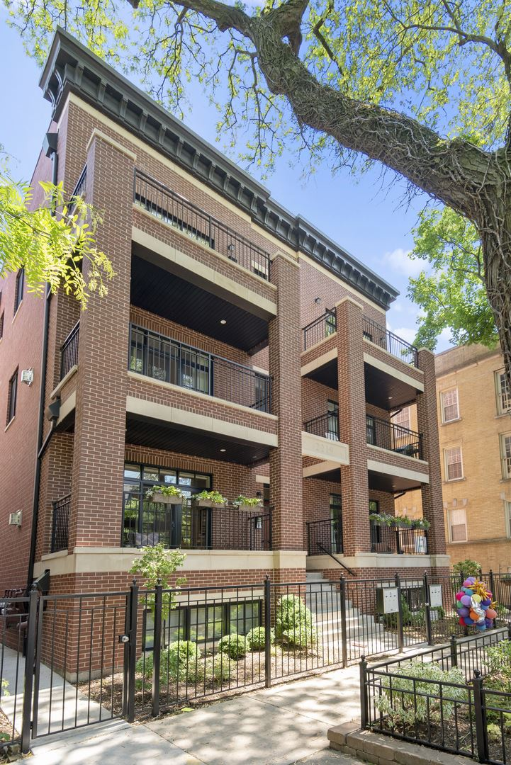 2219 N Bissell Street #1N, Chicago, IL 60614 - #: 10741560