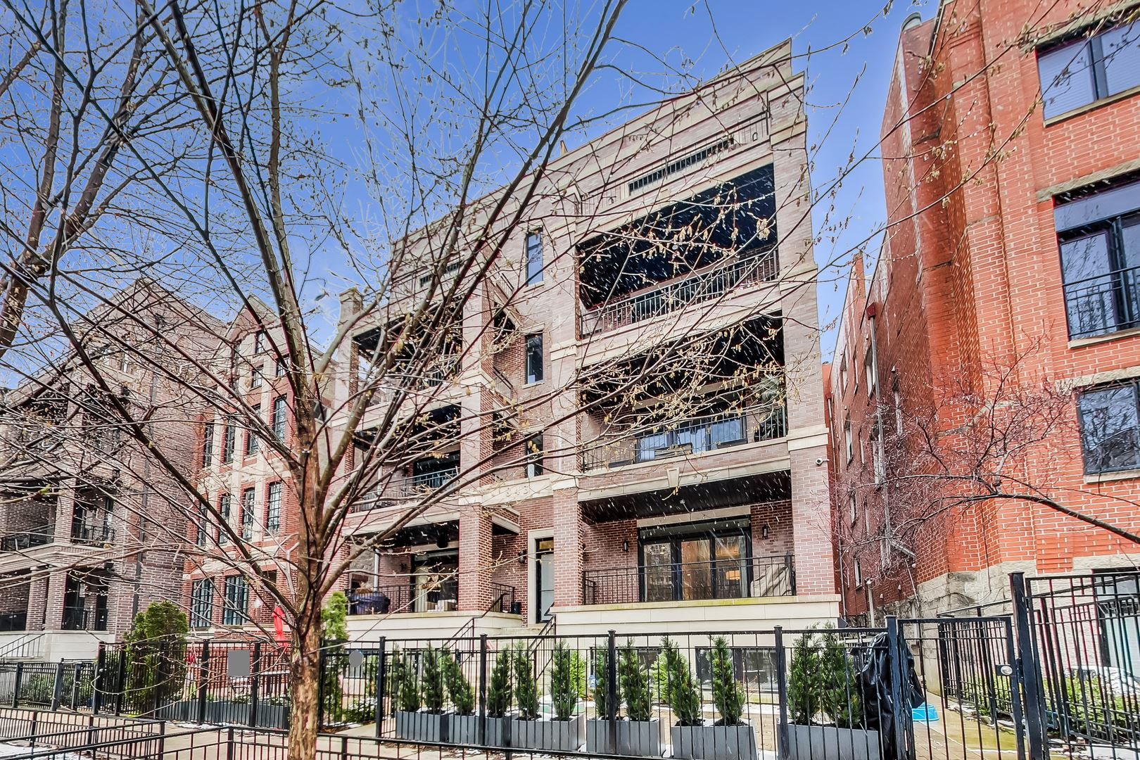 843 W Buckingham Place #1W, Chicago, IL 60657 - MLS#: 10797560