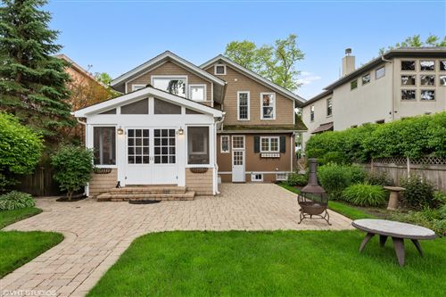 Tiny photo for 934 Sheridan Road, Wilmette, IL 60091 (MLS # 10756561)