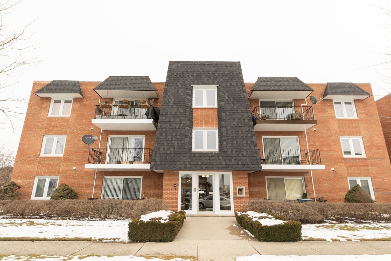 10801 S Keating Avenue #3SW, Oak Lawn, IL 60453 - #: 10664561