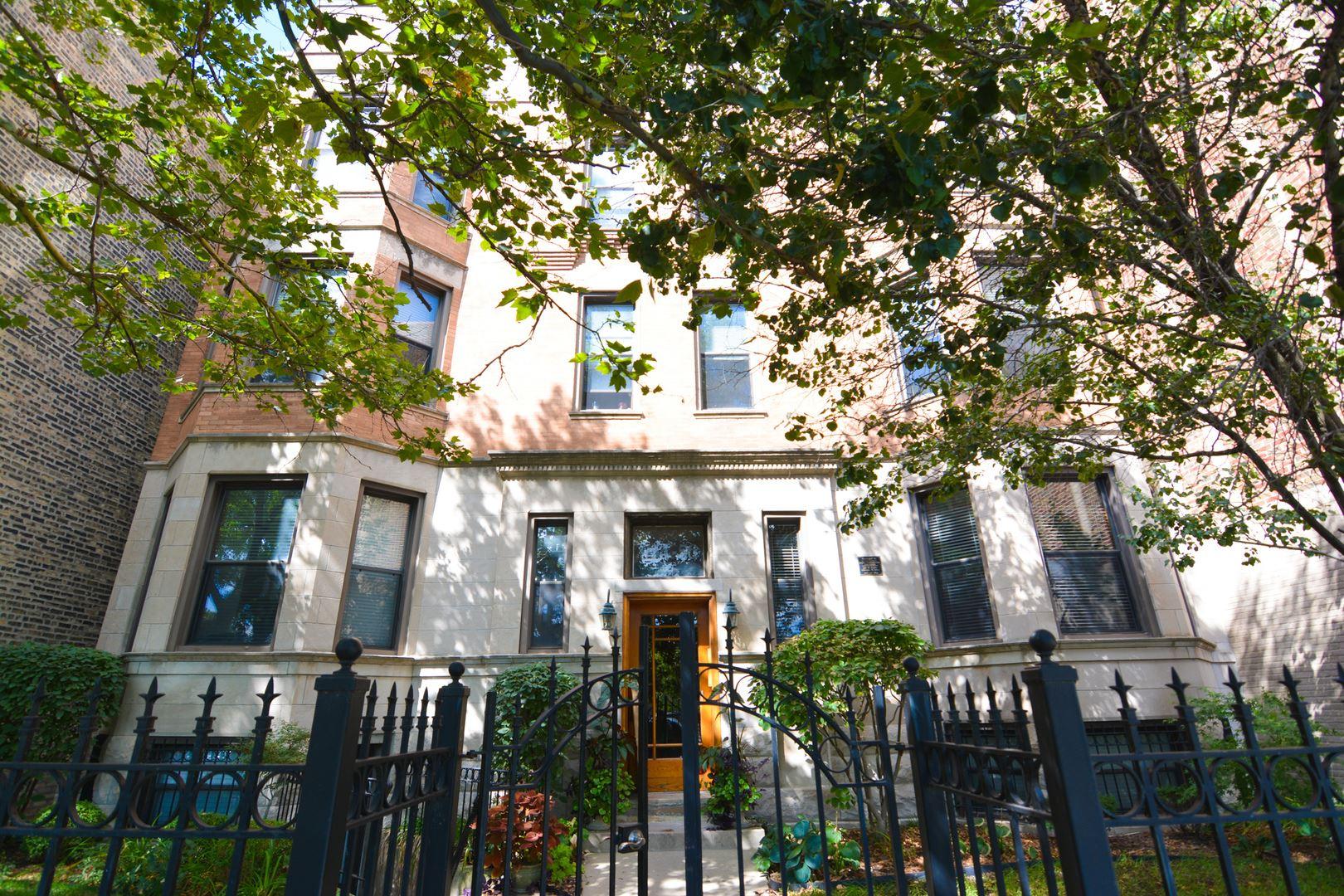 954 W Cuyler Avenue #1E, Chicago, IL 60613 - #: 11213561