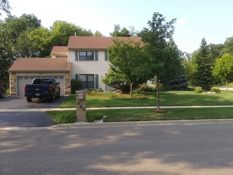 680 Grandview Drive, Crystal Lake, IL 60014 - #: 11218561