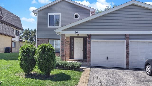 50 Terry Drive #D, Roselle, IL 60172 - #: 10579562