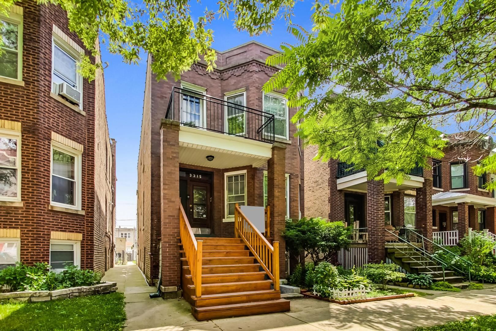3315 N Monticello Avenue, Chicago, IL 60618 - #: 10766562