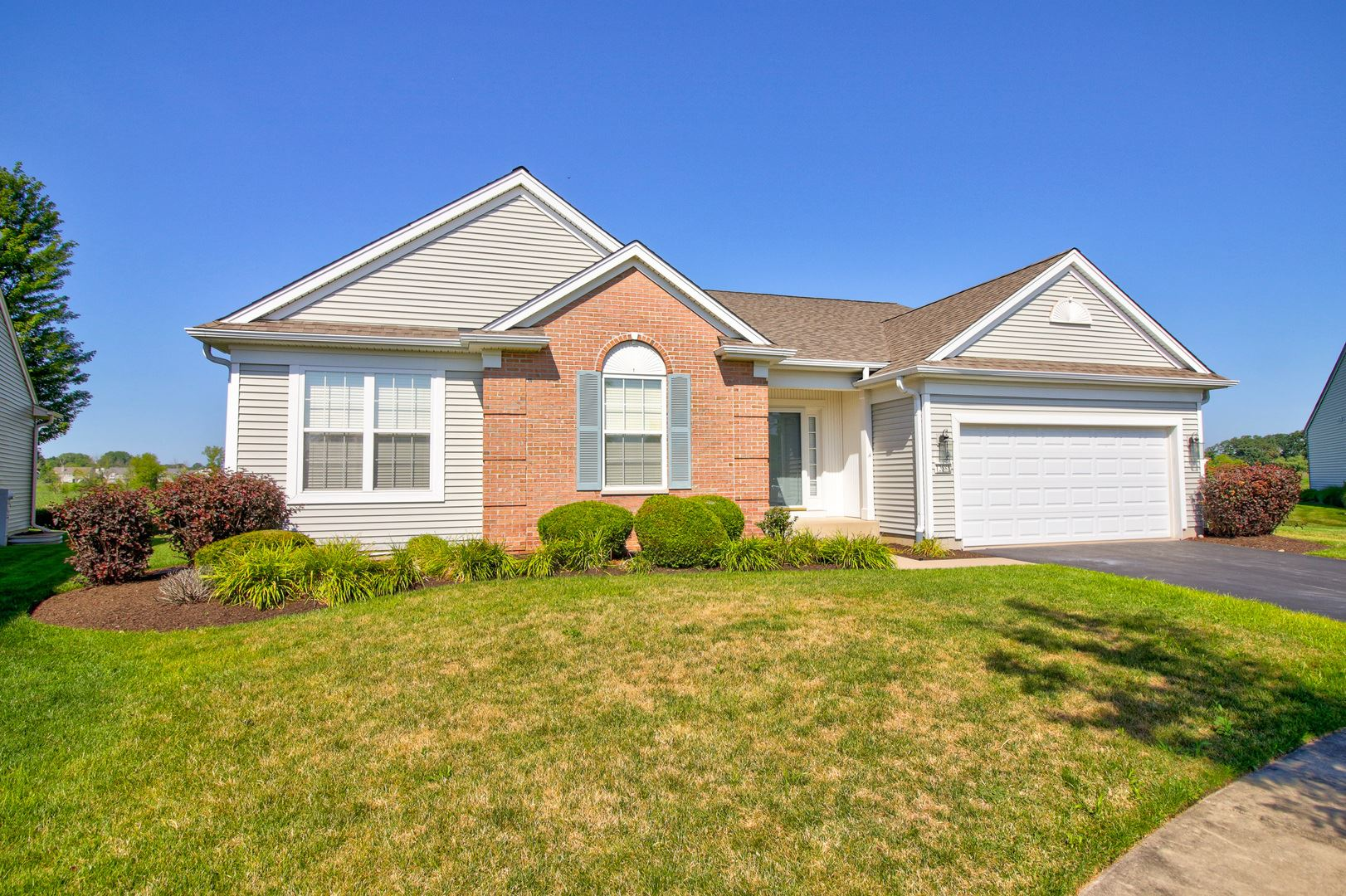 12581 GREEN MEADOW Court, Huntley, IL 60142 - #: 10811562
