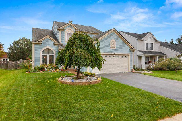 409 Monarch Birch Lane, Bartlett, IL 60103 - #: 11252562