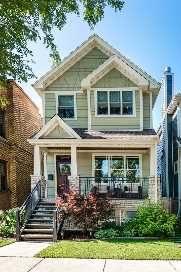2227 W Farragut Avenue, Chicago, IL 60625 - #: 10685563