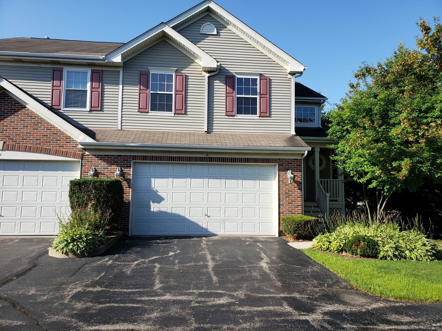 6 STONEGATE Lane #0, Streamwood, IL 60107 - #: 10473564