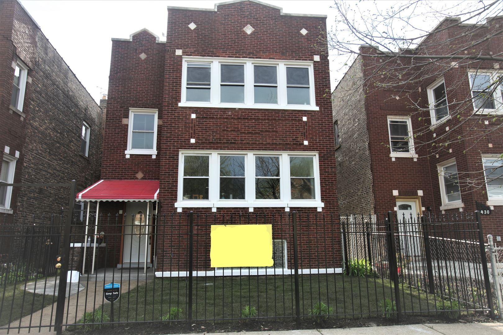 426 N Leclaire Avenue, Chicago, IL 60644 - #: 10709564