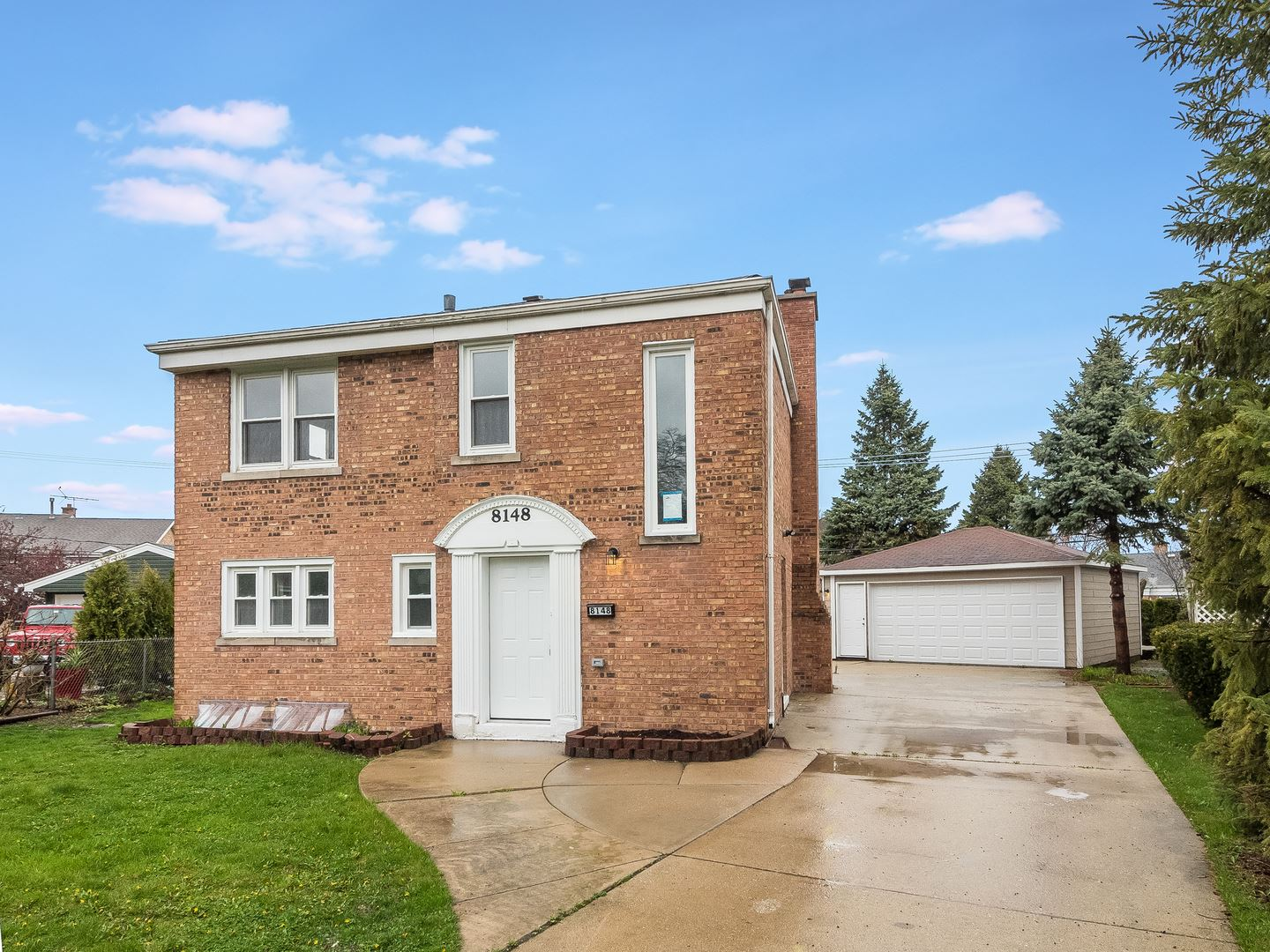 8148 W OAK Lane, Niles, IL 60714 - #: 10714564