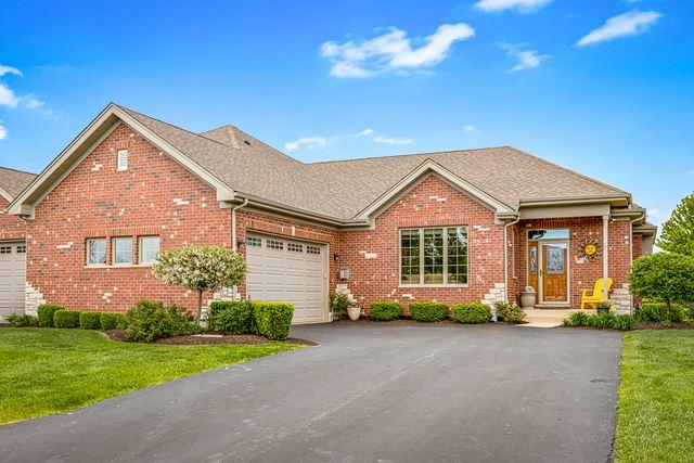20538 Oak Court, Frankfort, IL 60423 - #: 10725564