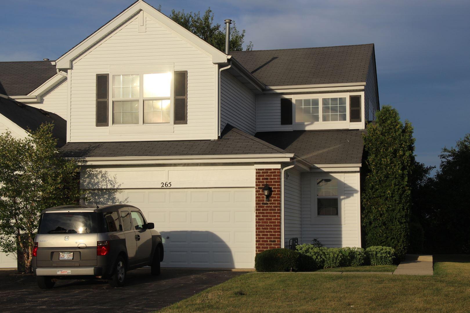 265 Wild Meadow Lane, Woodstock, IL 60098 - #: 10802565
