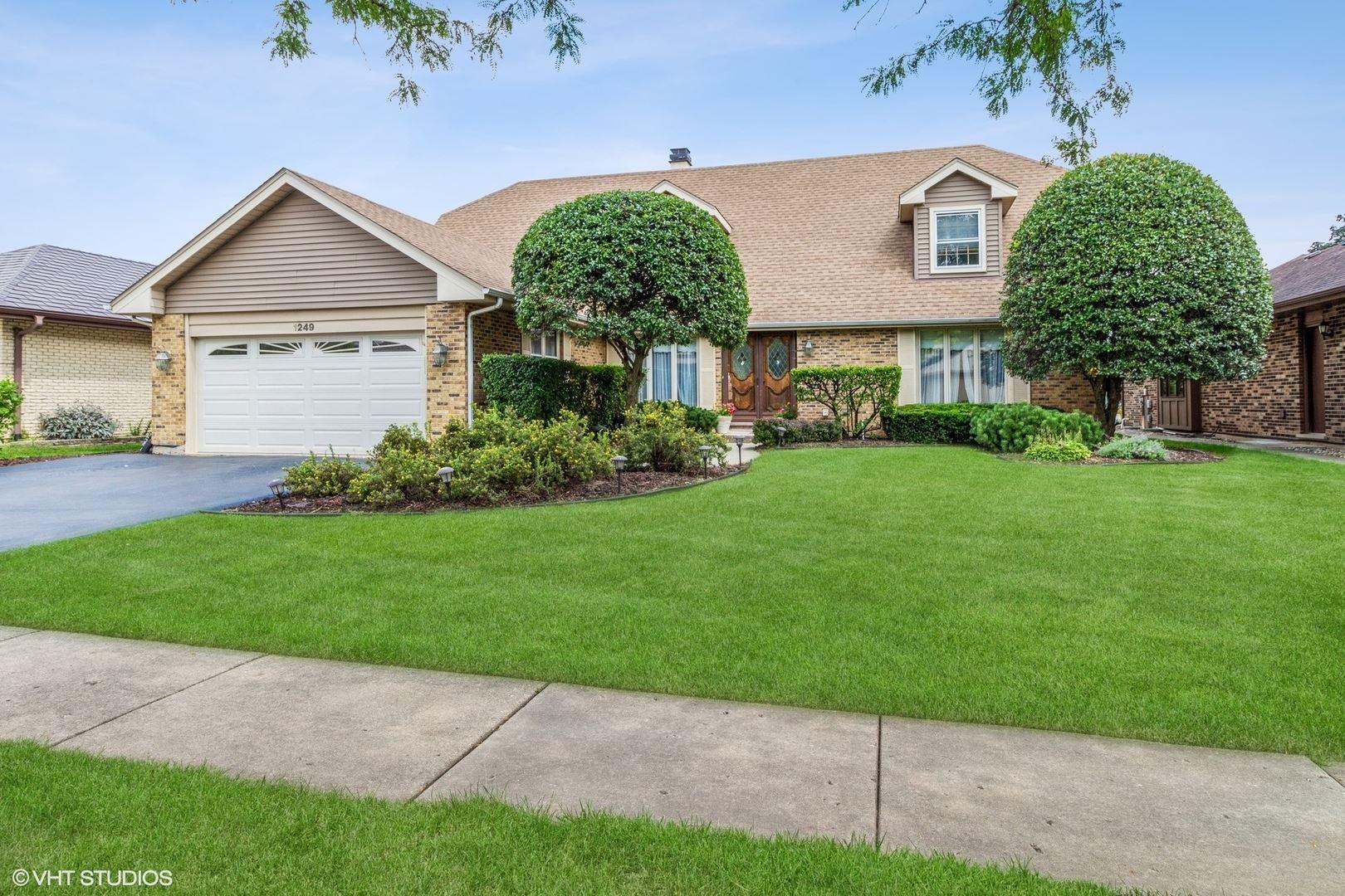 1249 Biscayne Drive, Elk Grove Village, IL 60007 - #: 11201565
