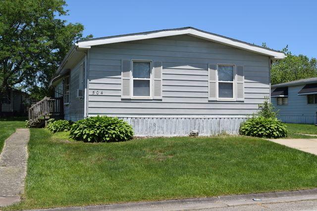 504 Prairie Road, Matteson, IL 60443 - #: 10754566