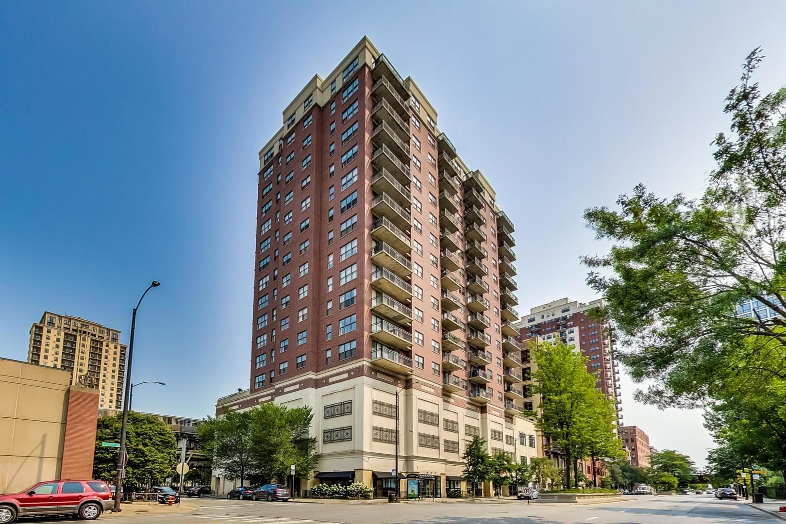 5 E 14th Place #1405, Chicago, IL 60605 - #: 11225568