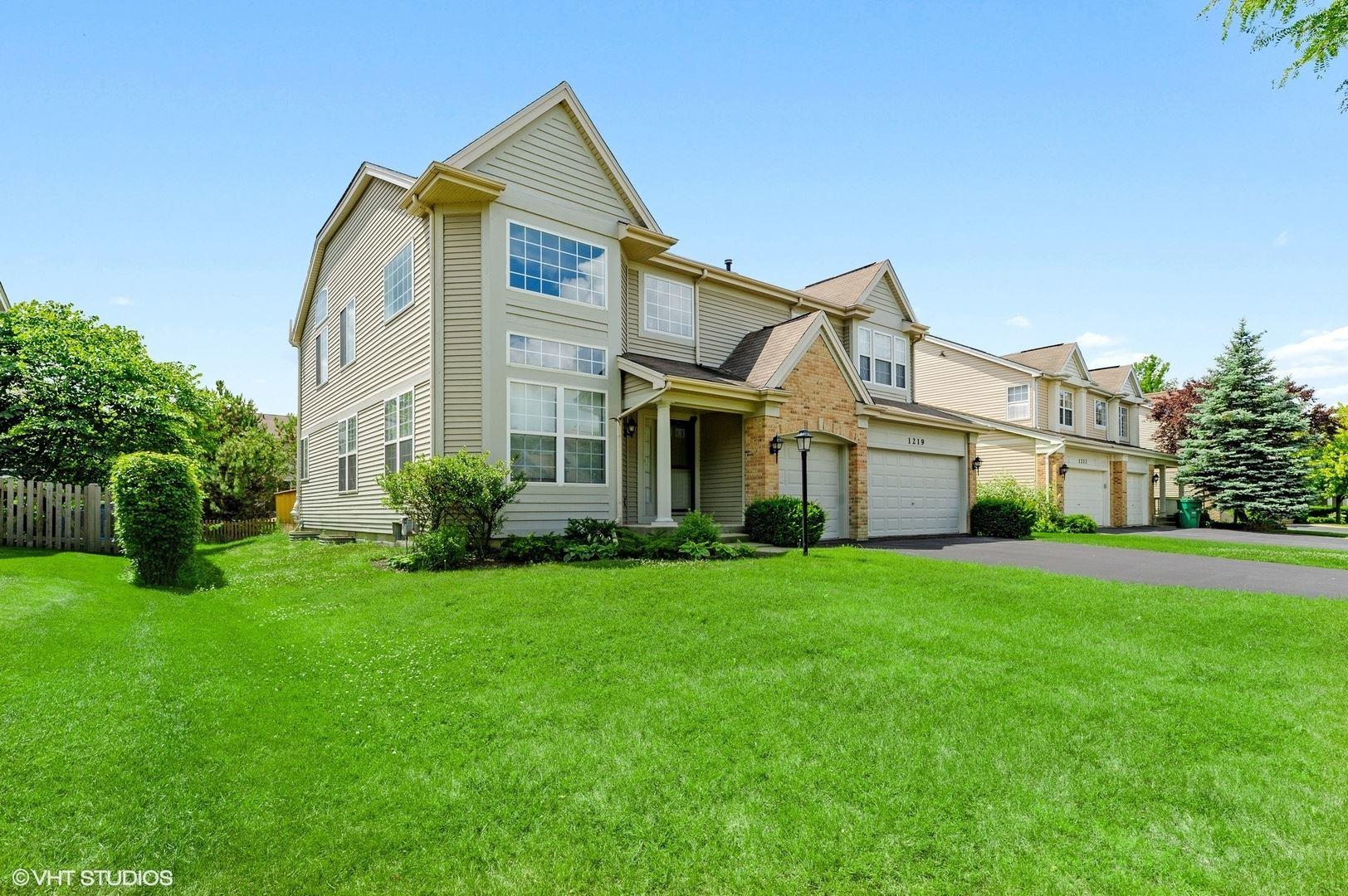 1219 Hadley Circle, Gurnee, IL 60031 - MLS#: 10776569