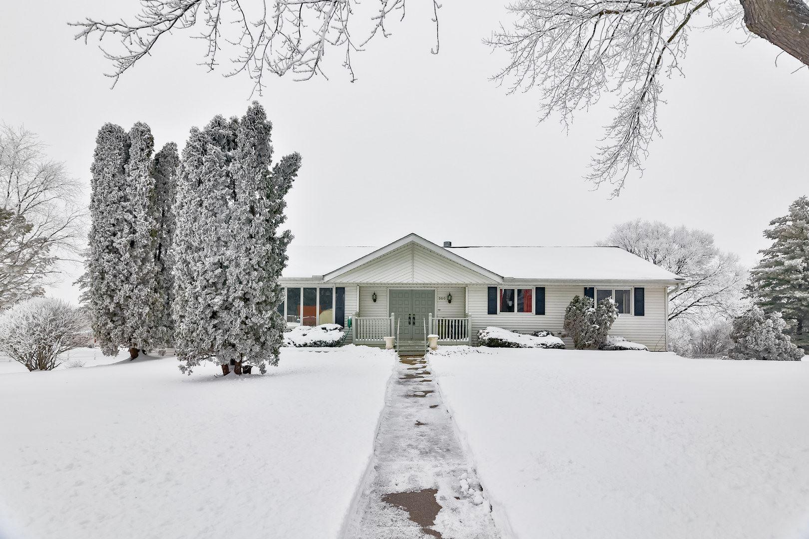 360 Knoll Road, Belvidere, IL 61008 - #: 10963569