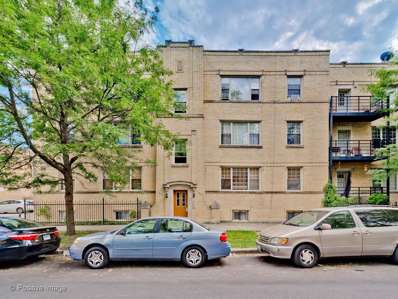 2821 W ROSEMONT Avenue #3, Chicago, IL 60659 - #: 11208569
