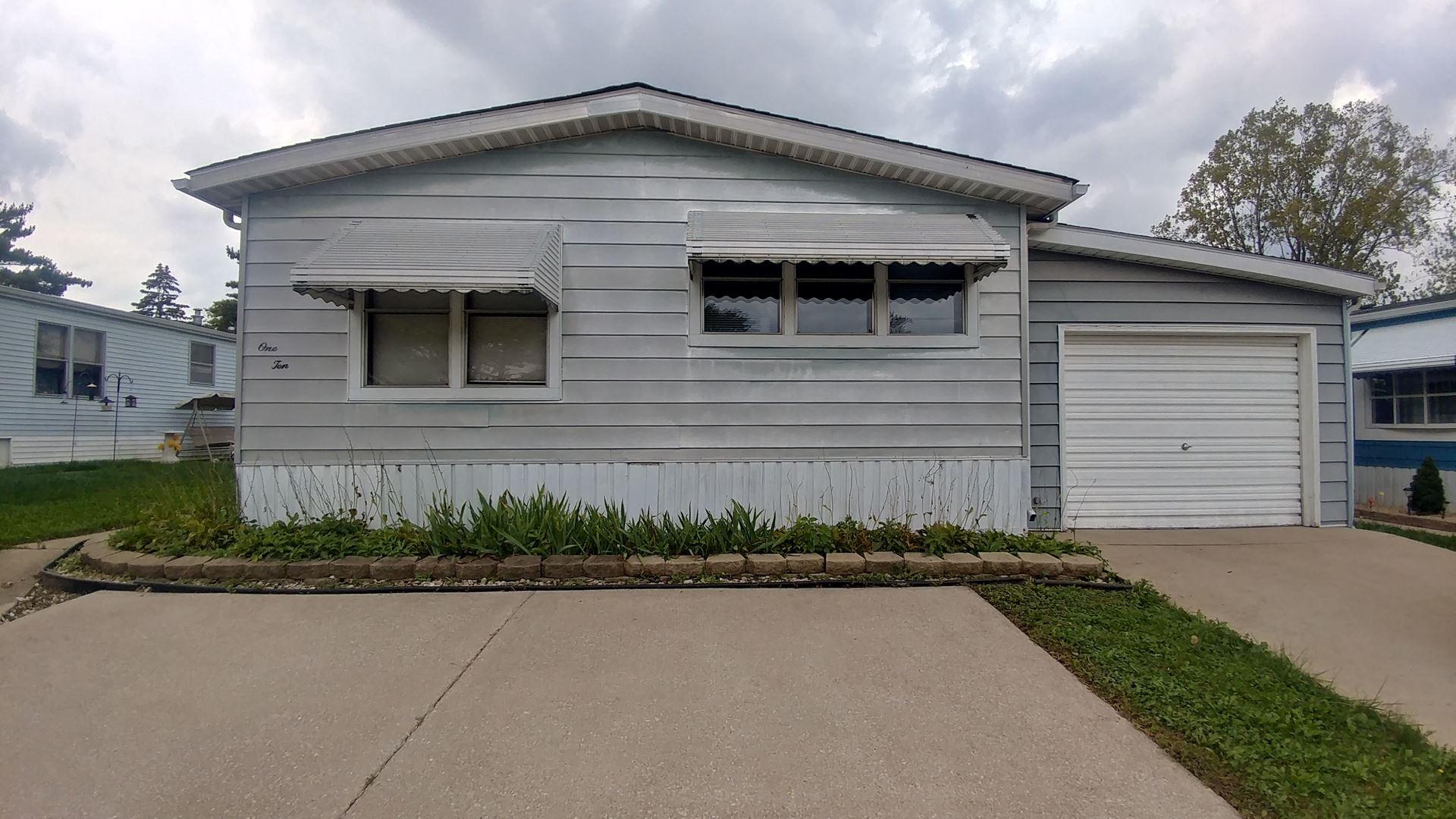 110 HUNTSBRIDGE #110, Matteson, IL 60443 - MLS#: 11243569