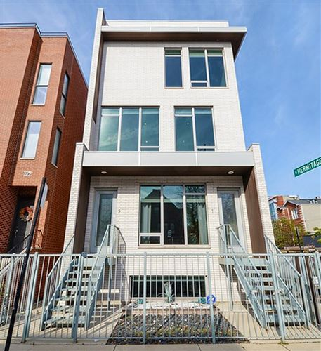 Photo of 1002 N Hermitage Avenue #2, Chicago, IL 60622 (MLS # 10877570)