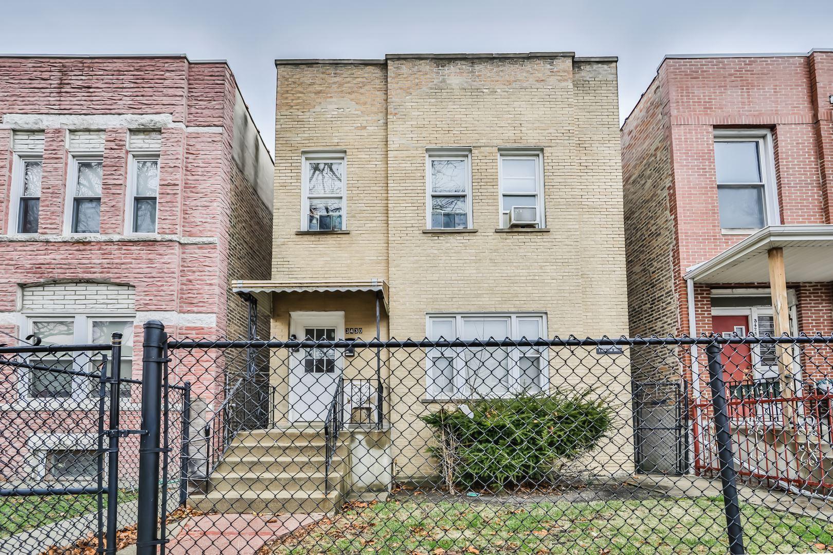 3430 W Lemoyne Street, Chicago, IL 60651 - #: 10736570