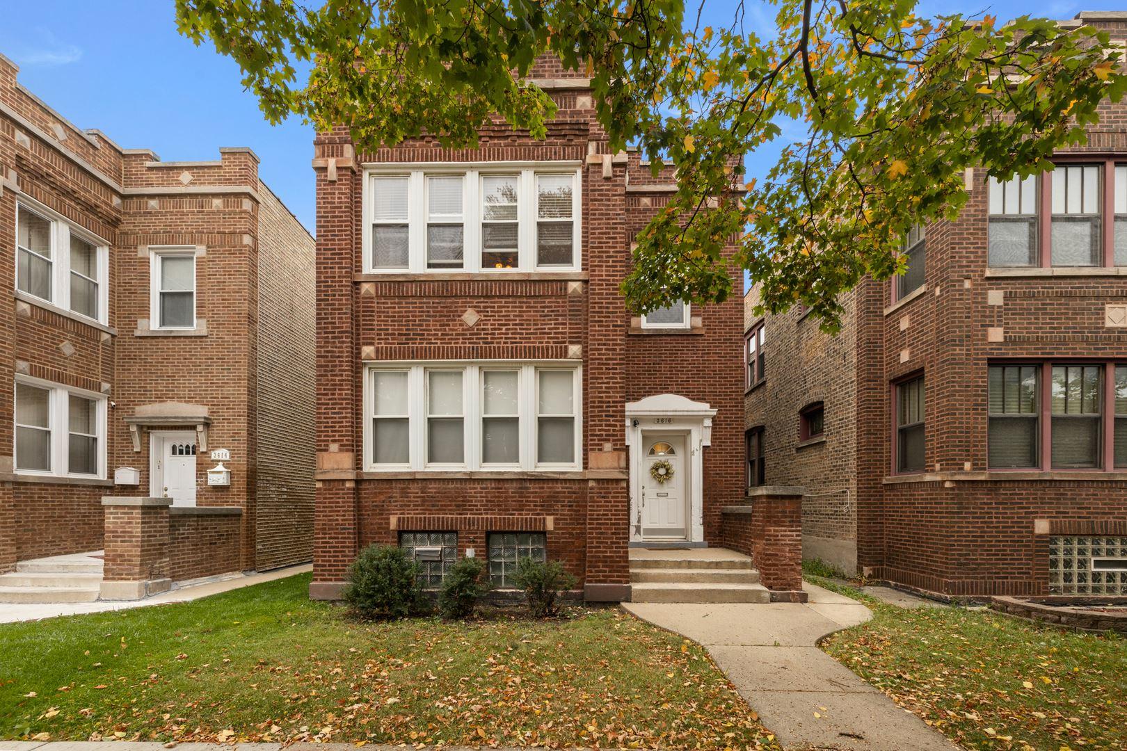 3616 N Whipple Street, Chicago, IL 60618 - #: 11245570