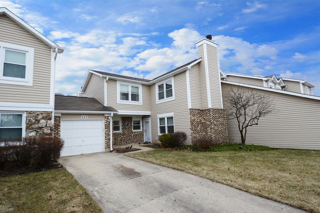 243 Amberwood Court, Bloomingdale, IL 60108 - #: 10646571
