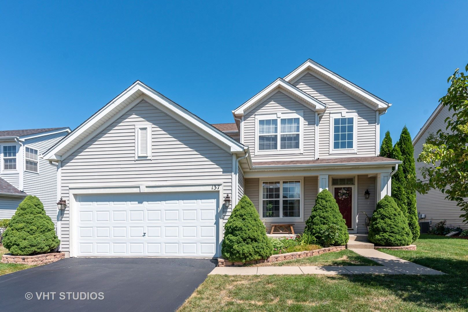 137 Woodland Park Circle, Gilberts, IL 60136 - #: 10813571