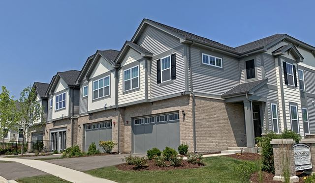3220 N Heritage Lane #6-1, Arlington Heights, IL 60004 - #: 10637572
