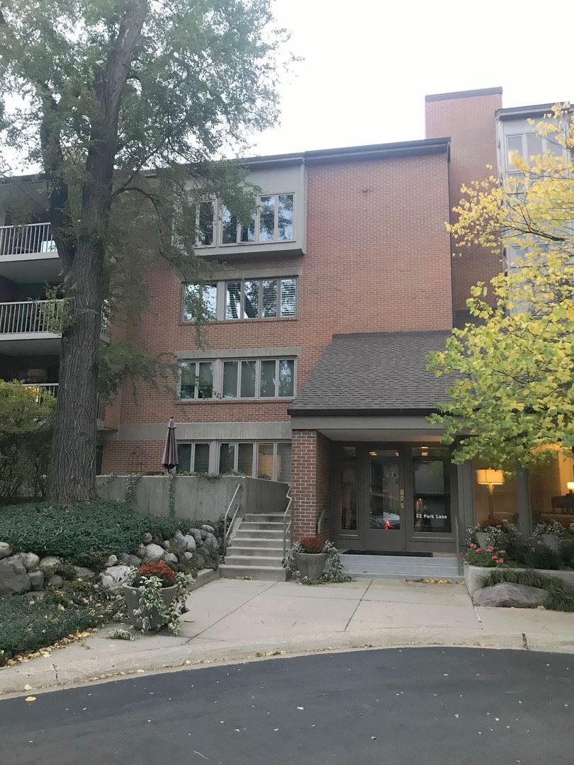 22 Park Lane #319, Park Ridge, IL 60068 - #: 10817572