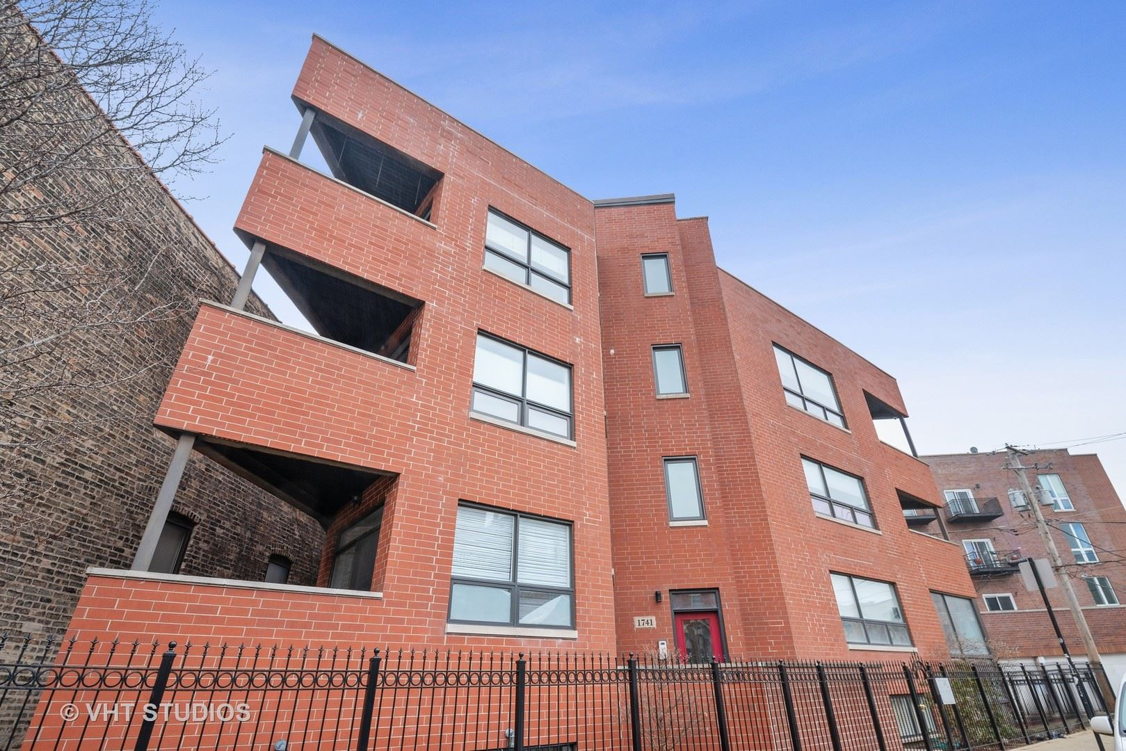 1741 W Beach Avenue #4, Chicago, IL 60622 - MLS#: 10781573