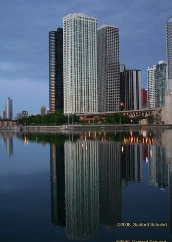 Photo of 195 N HARBOR Drive #1404, Chicago, IL 60601 (MLS # 11119574)