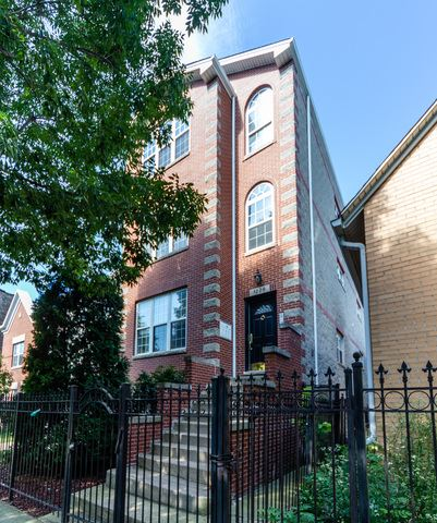 1228 N Campbell Avenue UNIT 3, Chicago, IL 60622 - #: 10457574
