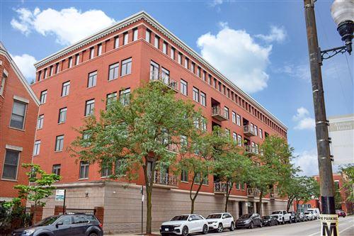 Photo of 1155 W ARMITAGE Avenue #604, Chicago, IL 60614 (MLS # 11156575)