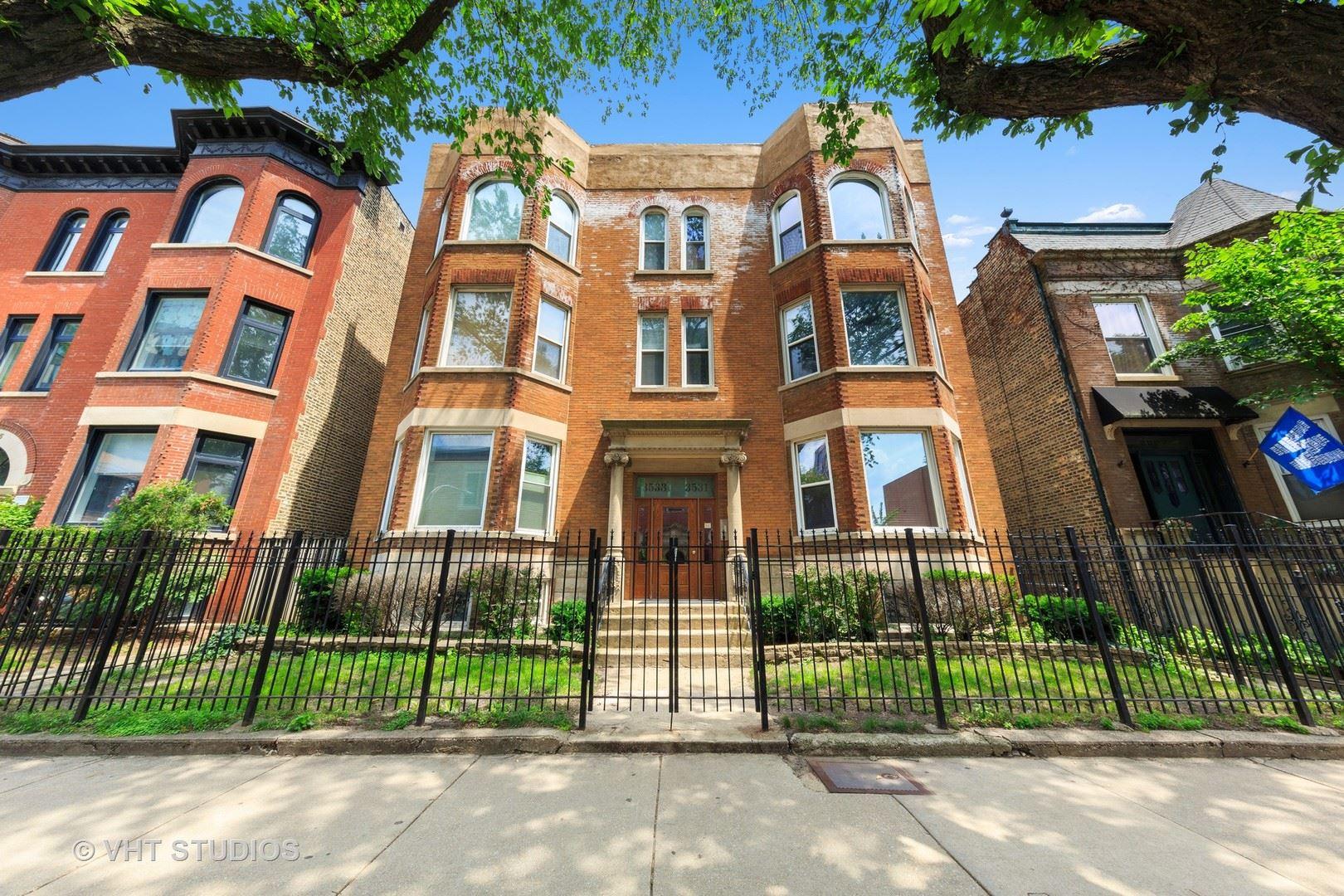 3531 N SHEFFIELD Avenue #3S, Chicago, IL 60657 - #: 11149575