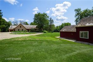 Tiny photo for 61 Ridge Road, Barrington Hills, IL 60010 (MLS # 10348576)