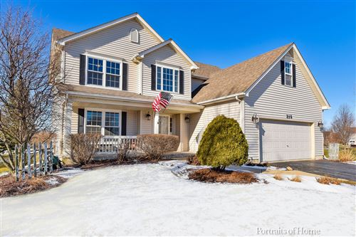 Photo of 315 Mustang Drive, Oswego, IL 60543 (MLS # 10977576)