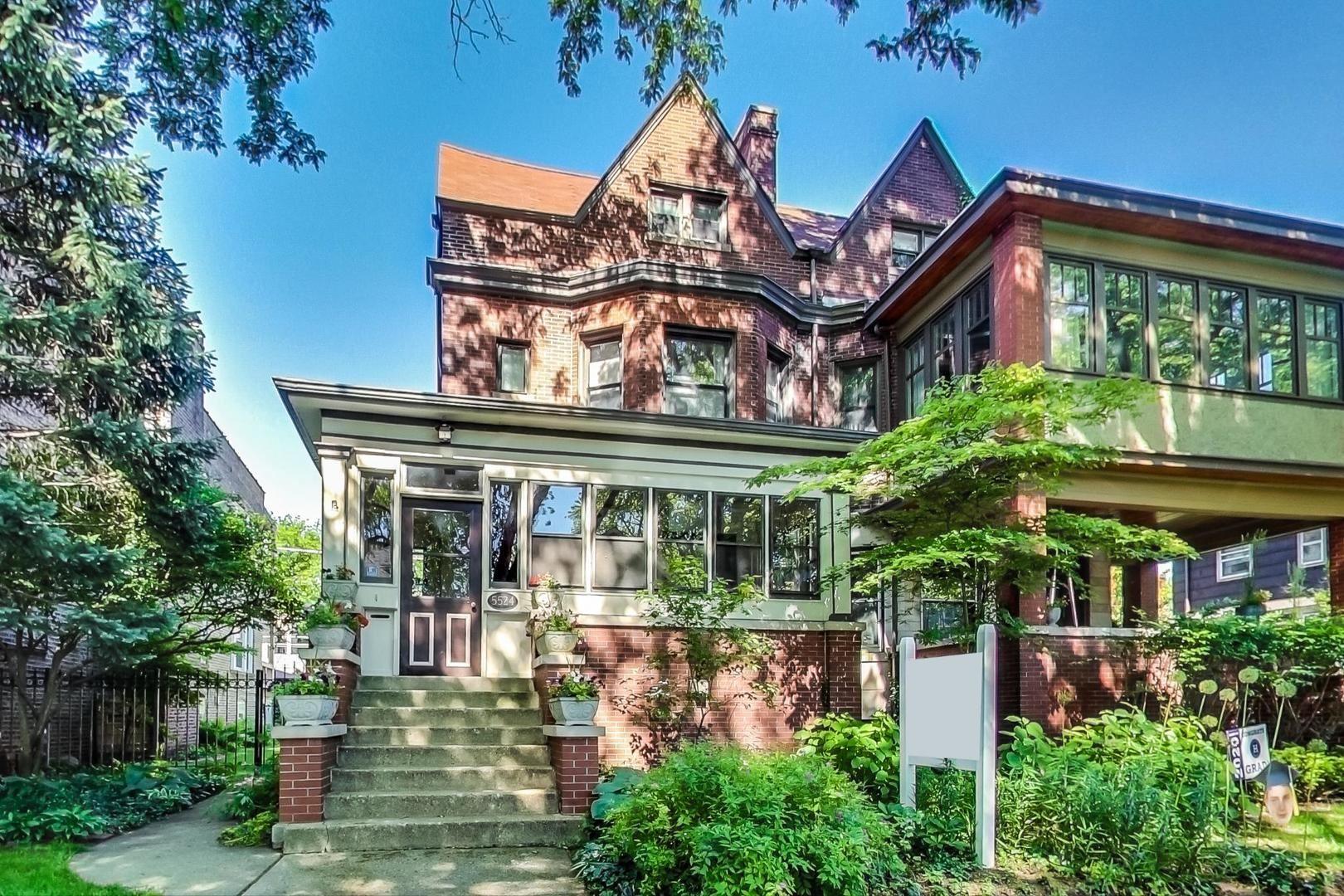 5524 N Lakewood Avenue, Chicago, IL 60640 - #: 10740576