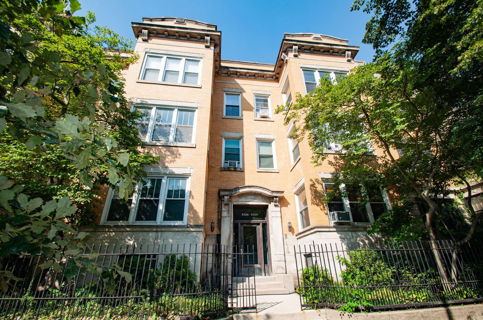 5326 S Hyde Park Boulevard #3, Chicago, IL 60615 - #: 11218576