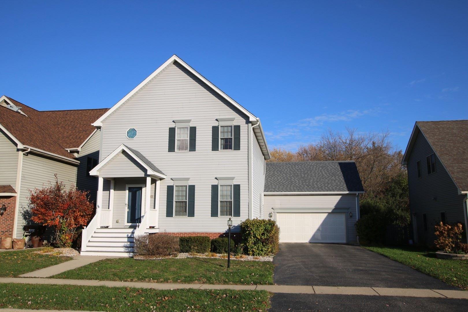 1541 Sandpiper Lane, Woodstock, IL 60098 - #: 11224576