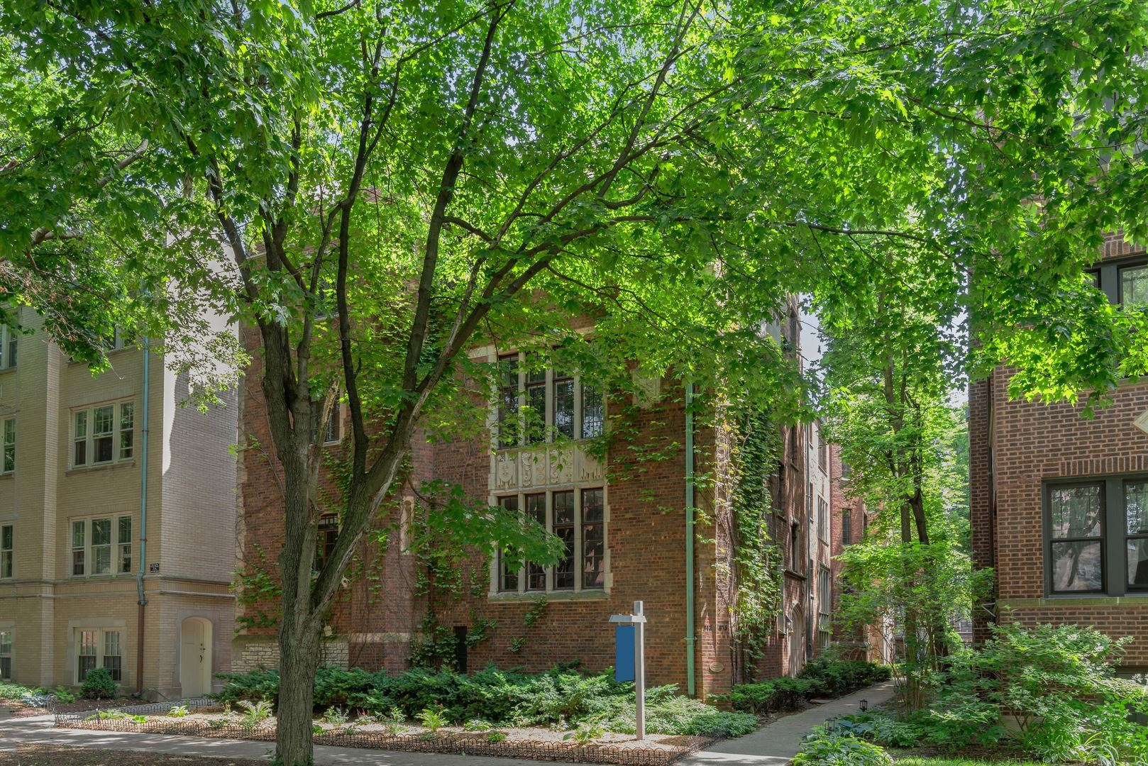 815 Forest Avenue #1, Evanston, IL 60202 - #: 10790577