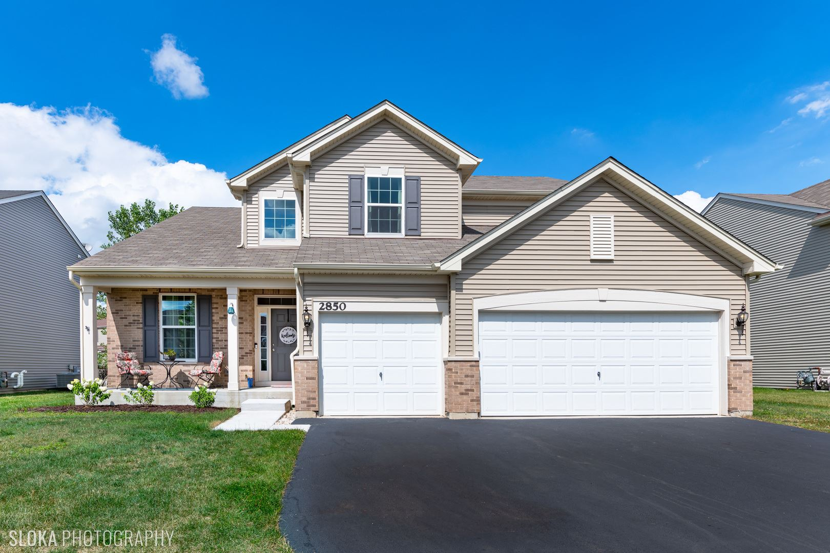 2850 Braeburn Way, Woodstock, IL 60098 - #: 10784578