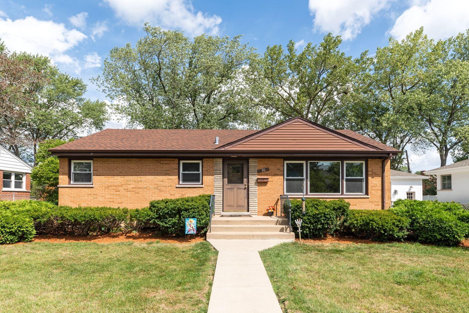 30 W Comfort Street, Palatine, IL 60067 - #: 10839578