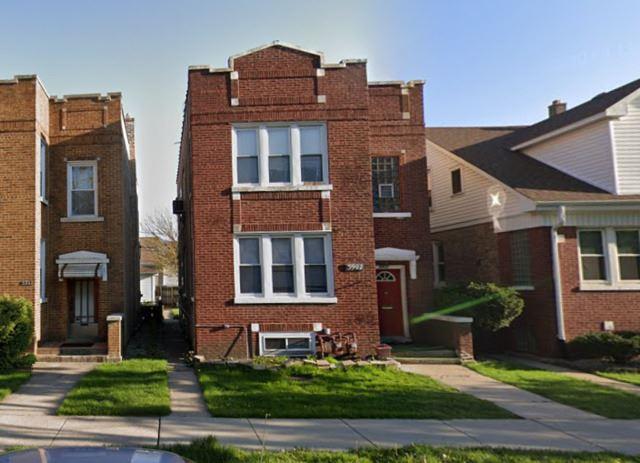5907 W Wilson Avenue, Chicago, IL 60630 - #: 10688579